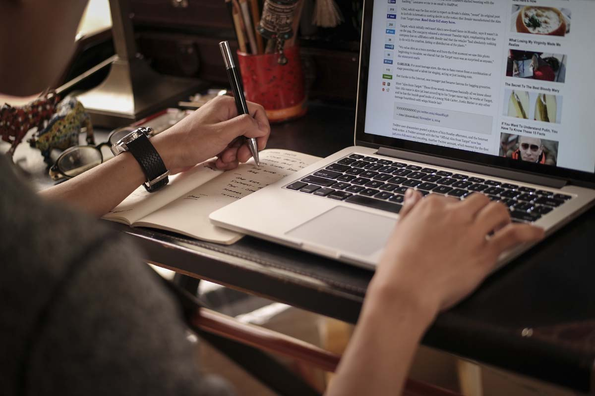 How to Create a Healthy Work-From-Home Environment